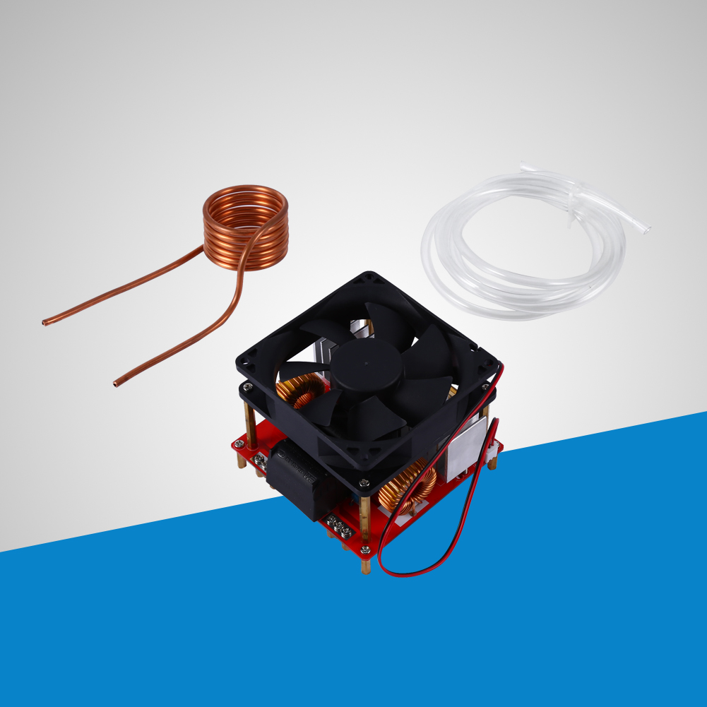 500w Zvs Low Voltage Induction Heating Board Module W