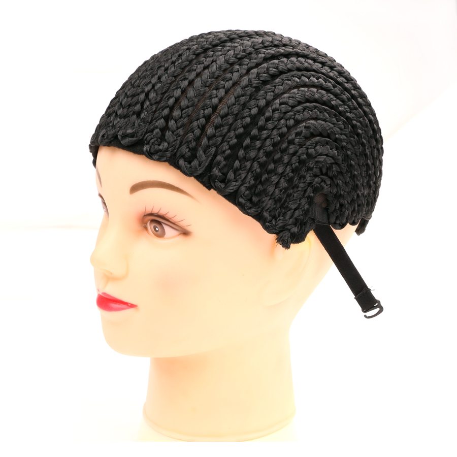 Adjustable Cornrows Wig Caps For Making Wigs Hair Net