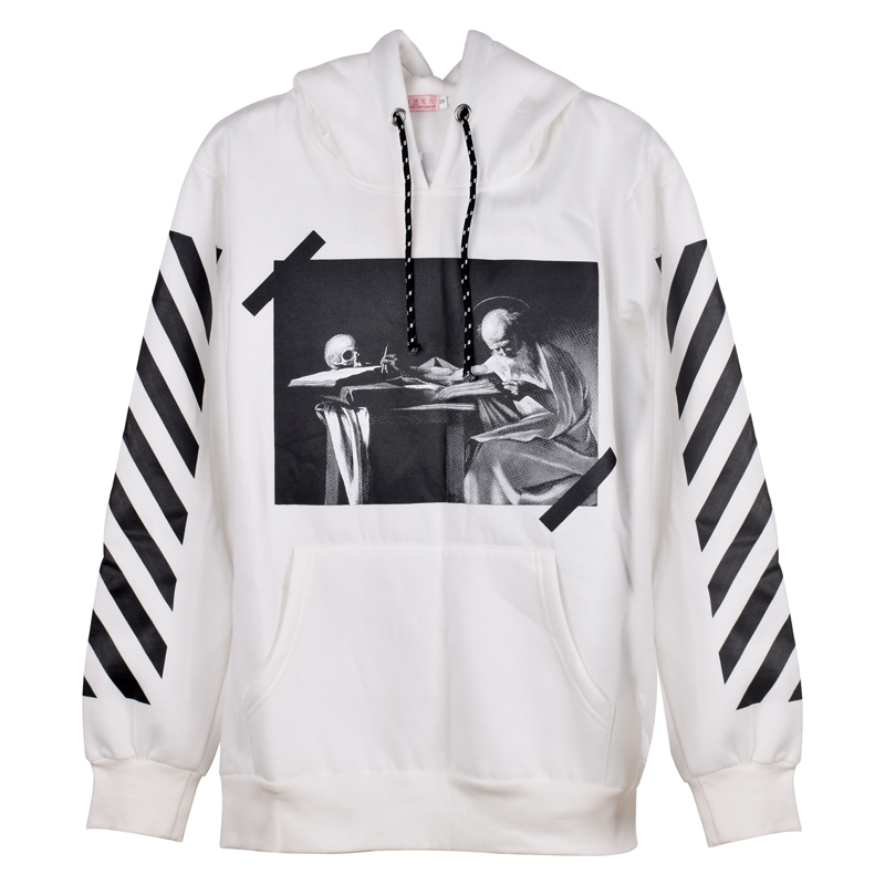 off white c o virgil abloh pyrex vision s s religion man sweatshirts hoodie ebay. Black Bedroom Furniture Sets. Home Design Ideas
