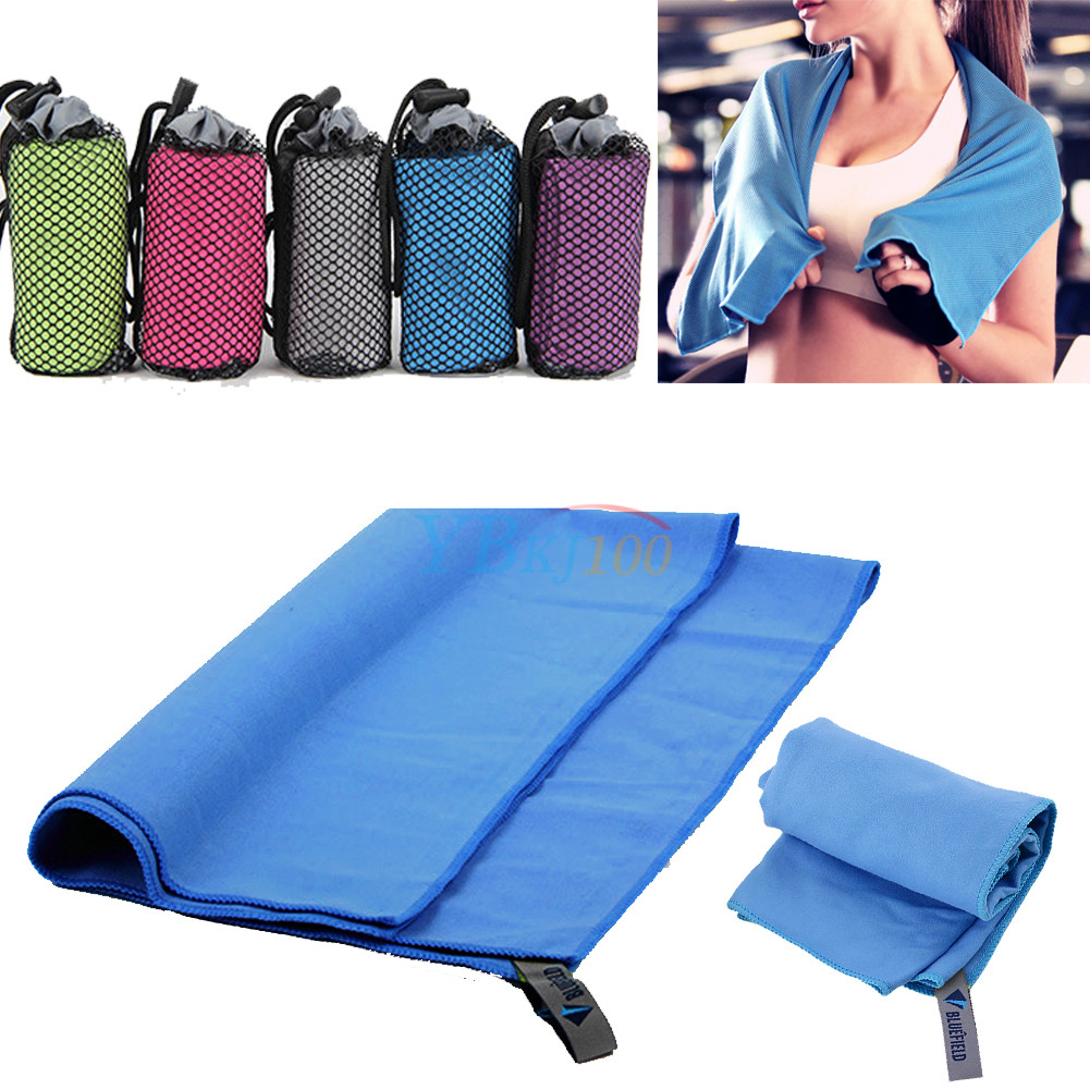 Training With Towels: Camping Travel Hiking Gym Workout Yoga Sports Fast Quick