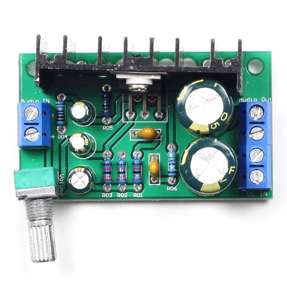 Power Amplifier Keluar Dc : tda2050 mono audio power amplifier board module dc 12 24v 5w 120w 1 channel ebay ~ Hamham.info Haus und Dekorationen