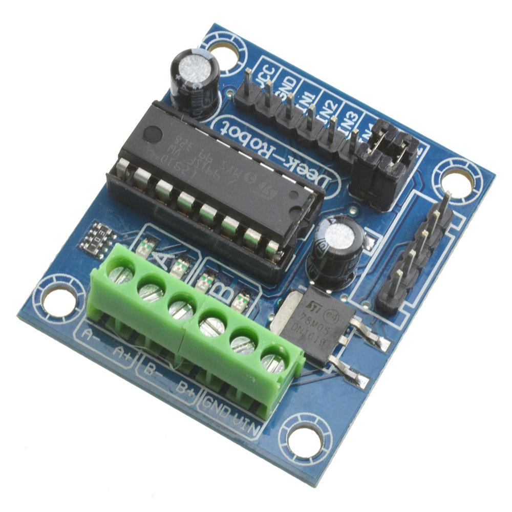 For Arduino UNO MEGA2560 R3 Mini L293D Motor Drive Shield Module Expansion Board | eBay