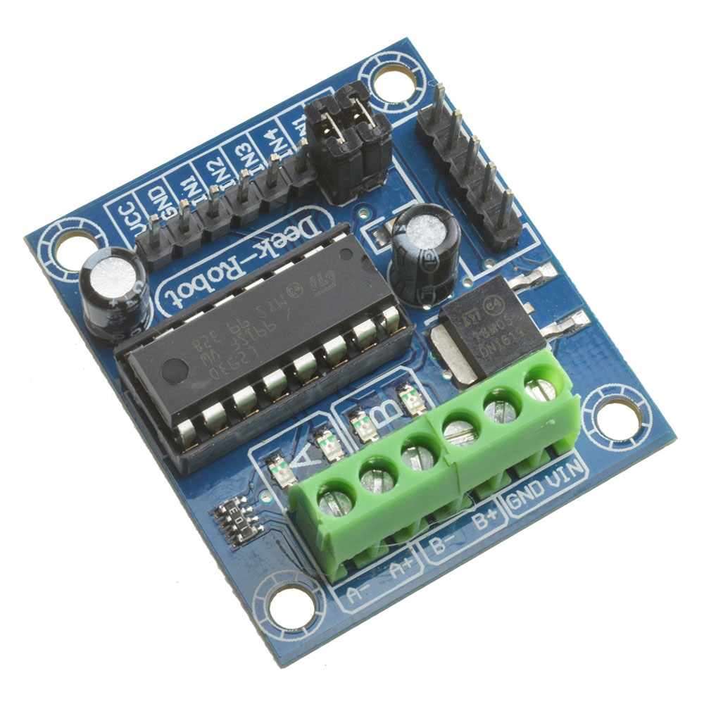 Mini motor drive shield expansion board l293d module for arduino uno mega 2560 ebay Arduino mega 2560 motor shield