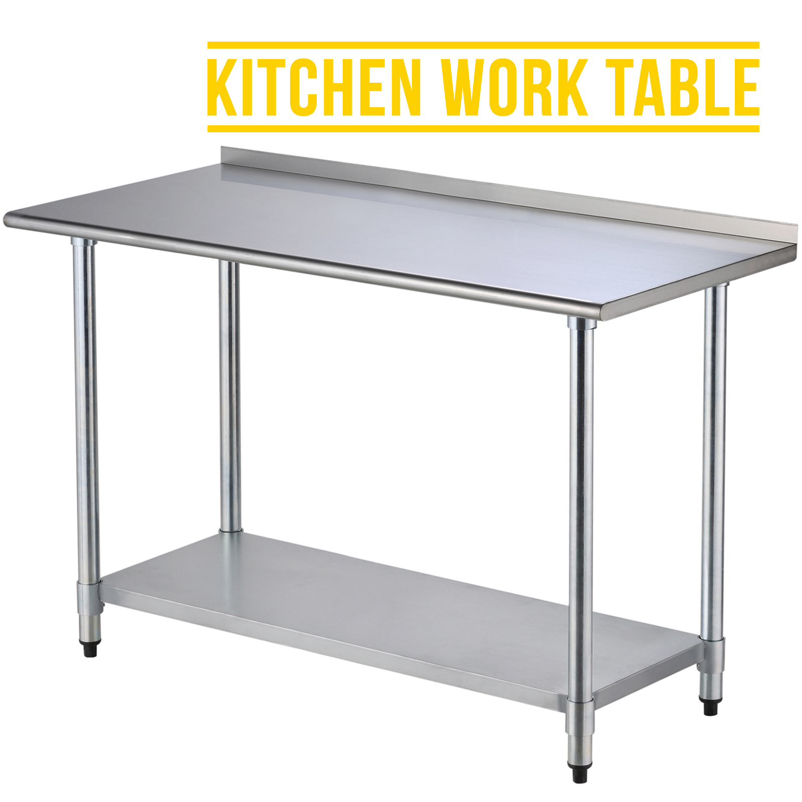 Stainless Steel Kitchen Work Tables Choice Image Bar