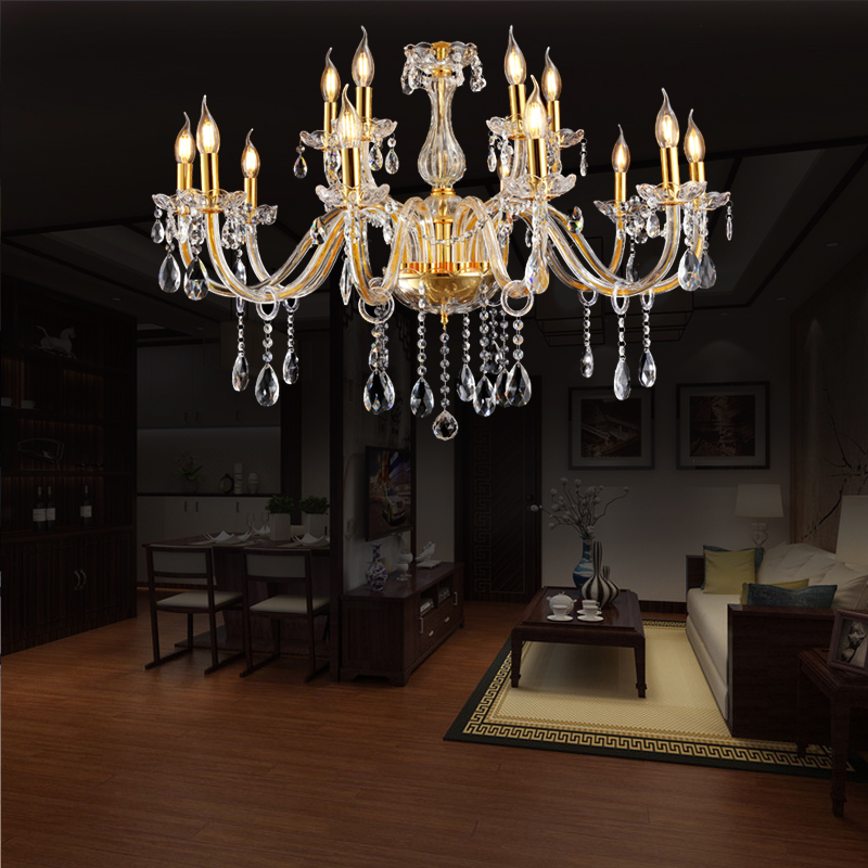 design h ngeleuchte l ster h ngelampe kristall pendelleuchte retro deckenlampe ebay. Black Bedroom Furniture Sets. Home Design Ideas