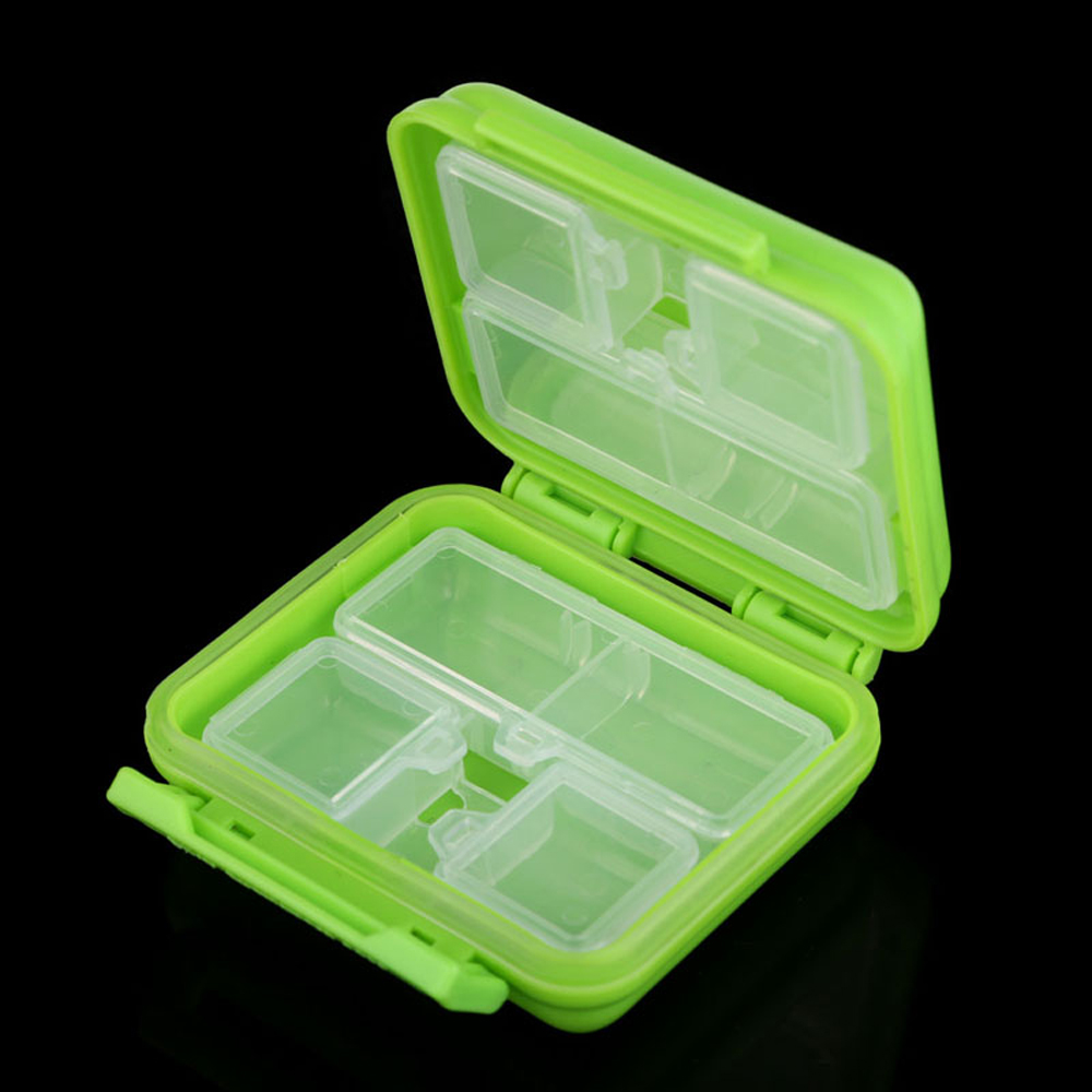 1 pc portable 8 cells pocket pill medicine box storage case organizer pill boxes ebay. Black Bedroom Furniture Sets. Home Design Ideas
