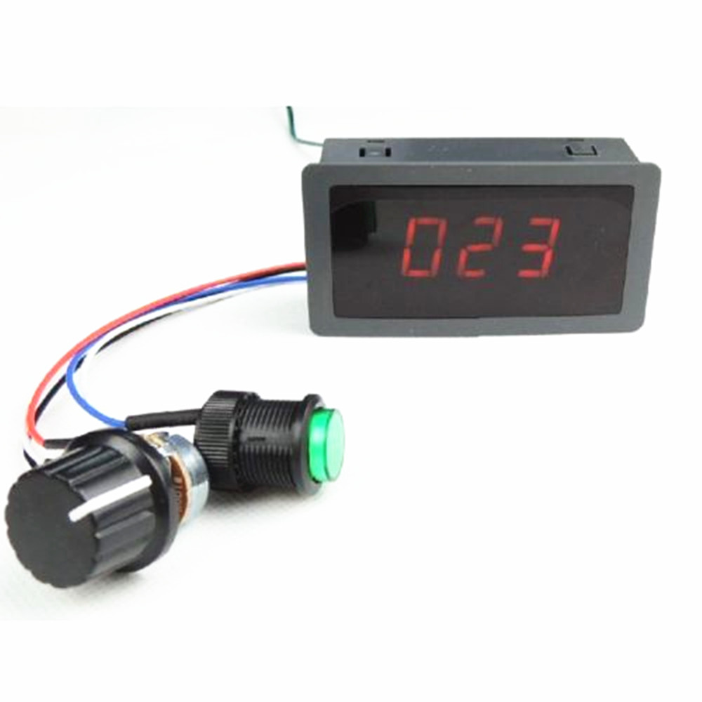 dc 6 30v 12v 24v max 8a motor pwm speed controller with