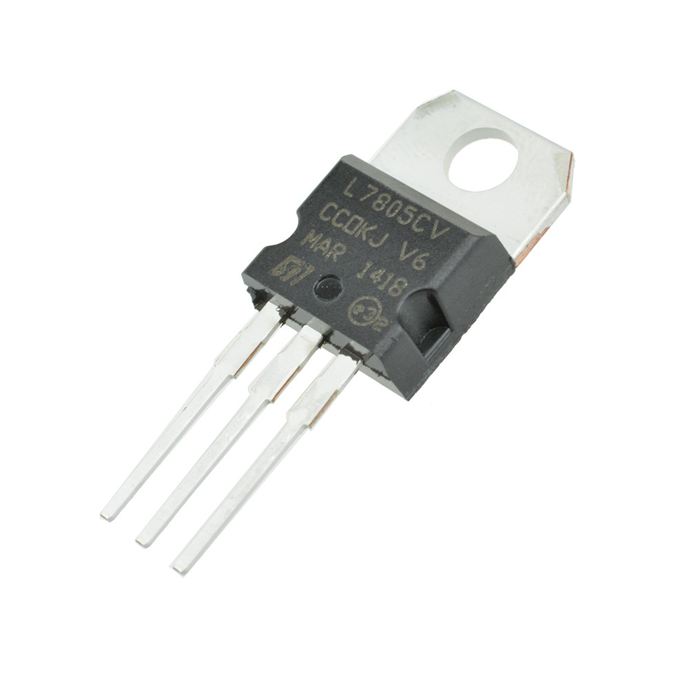 TI National 5V//0.5A  Voltage Regulator LM341T-5.0 10pcs TO-220 LM78M05CT