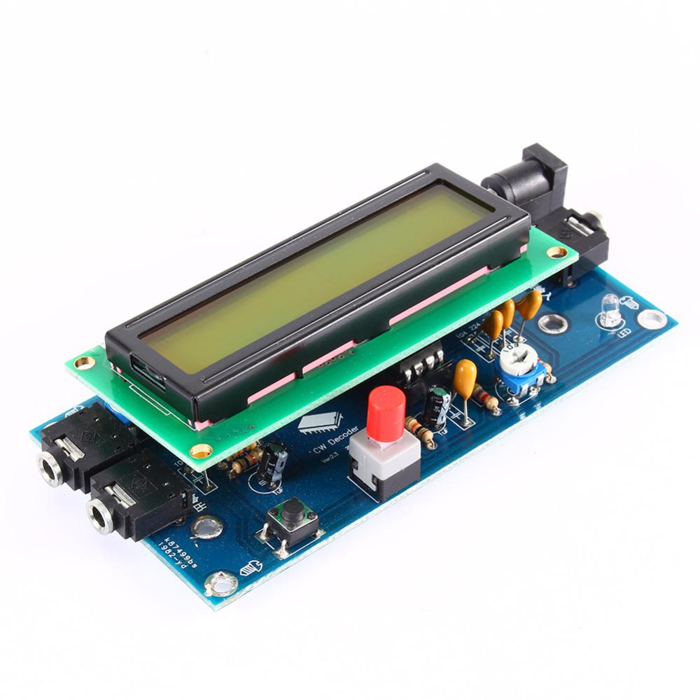 Morse Code Reader CW Trainer Decoder Morse code Translator ...