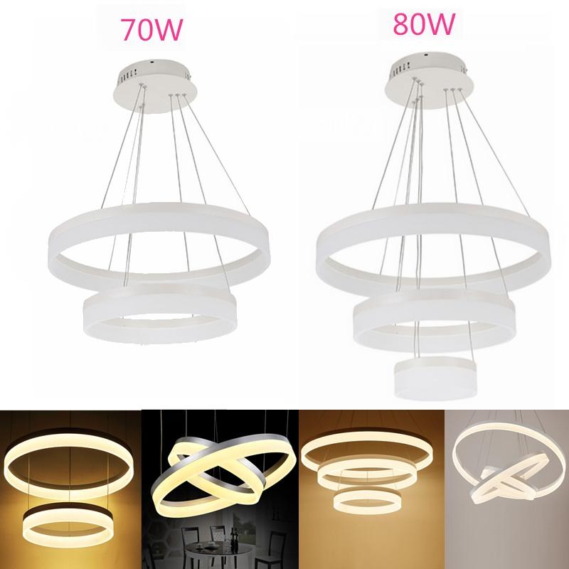 led acryl warmwei h ngeleuchte deckenlampe pendelleuchte l ster kronleuchter ebay. Black Bedroom Furniture Sets. Home Design Ideas