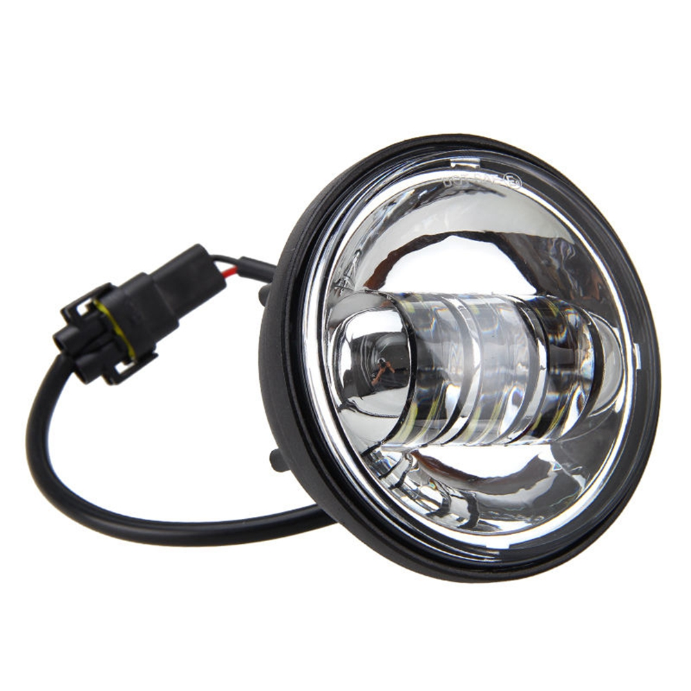 Harley davidson fog lights installation instructions on