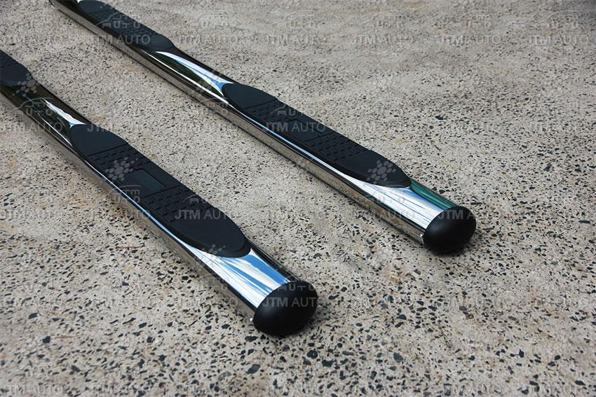 "4"" Running Board Stainless Steel Side Steps to suit Ford Ranger PK PJ 2006-2010"