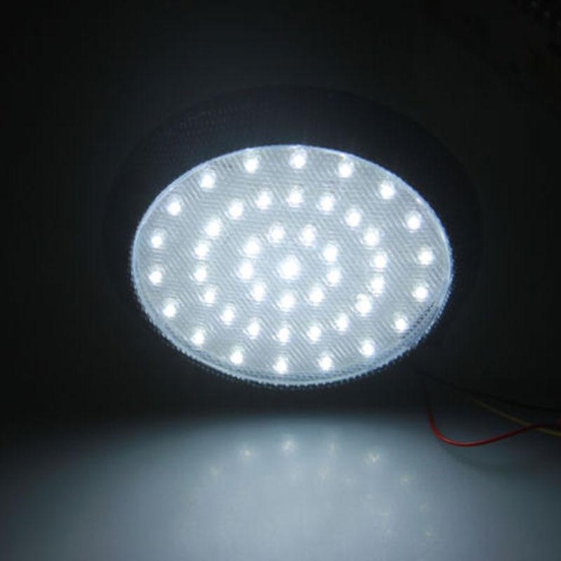 Auto Car 12v 46 Led Interior Roof Ceiling Dome White Light