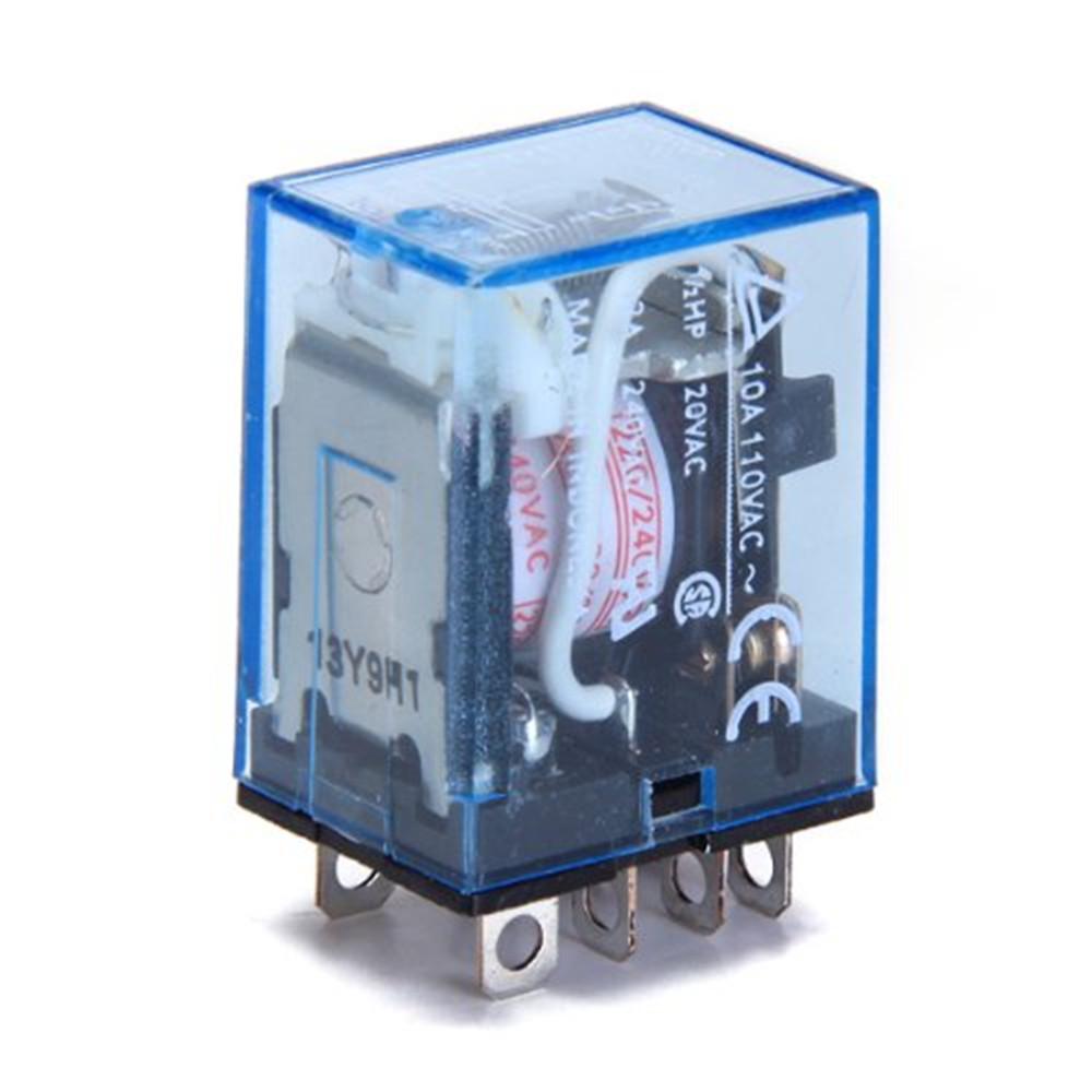 A AC V Coil Power Relay DPDT LYNJ HHP HHCAZ With - Relay coil voltage 220v