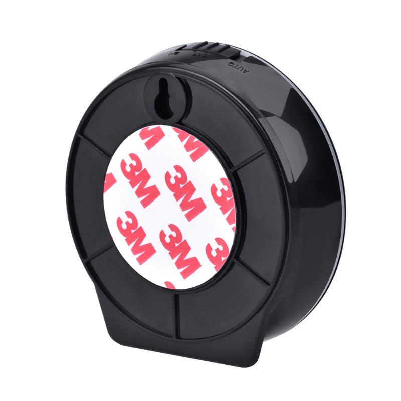 2x led nachtleuchte nachtlicht mit bewegungsmelder sensor lampe unterbauleuchte ebay. Black Bedroom Furniture Sets. Home Design Ideas