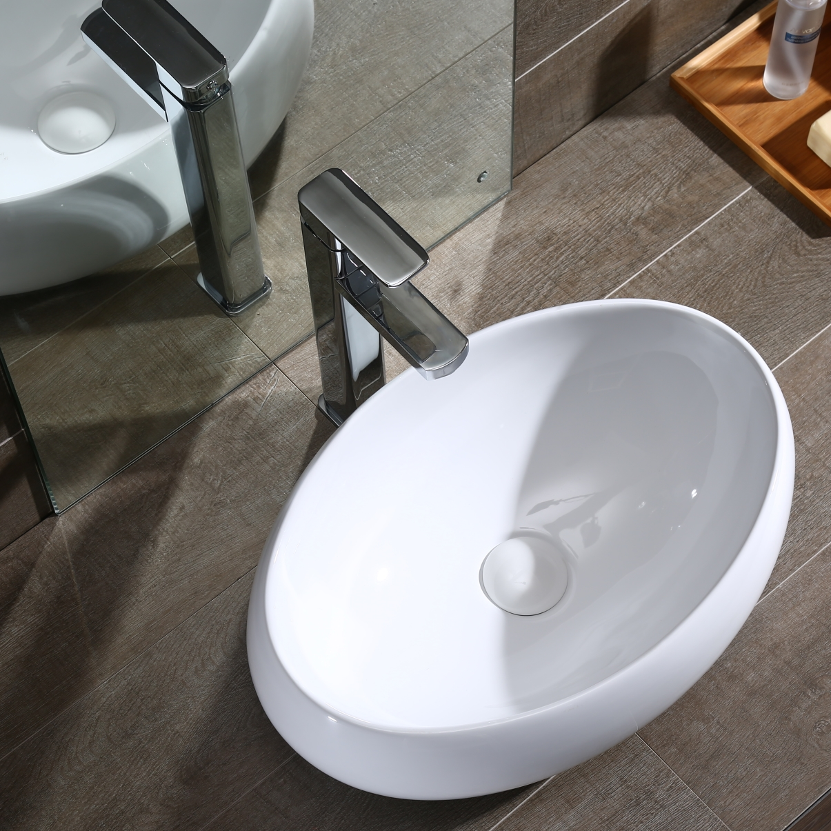 28 above counter sink bowl elegant unique oval bathroom van