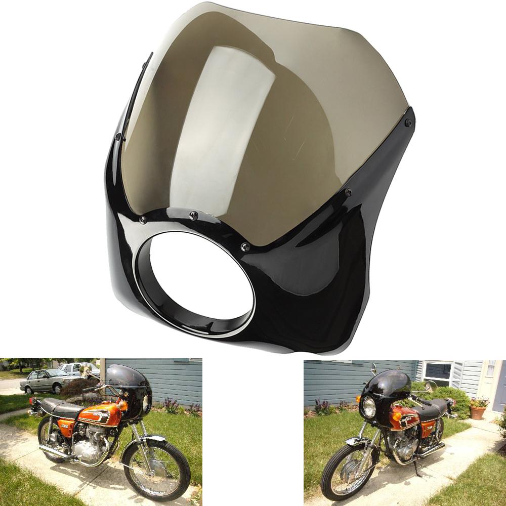 scheinwerfer verkleidung universal lampenmaske f 7. Black Bedroom Furniture Sets. Home Design Ideas