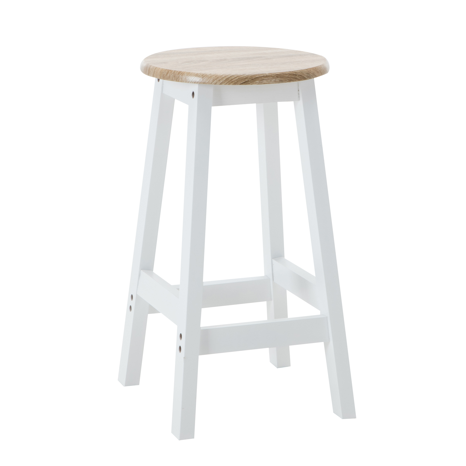 White Bar Table And Stools: Kitchen Island Cart Trolley Dining Table Storage 2 Bar