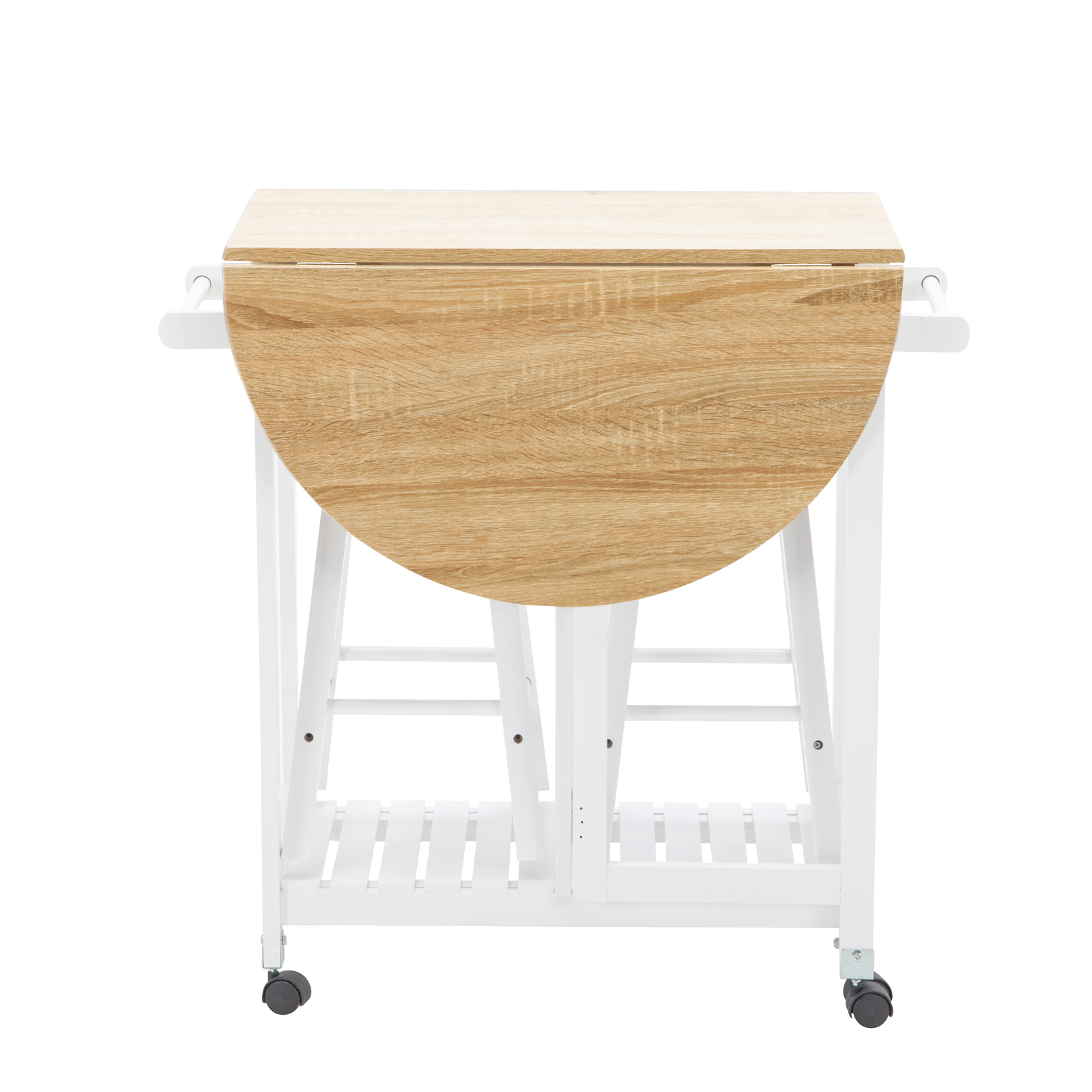 rolling kitchen island with stools rolling kitchen island trolley cart storage dinning table 7801