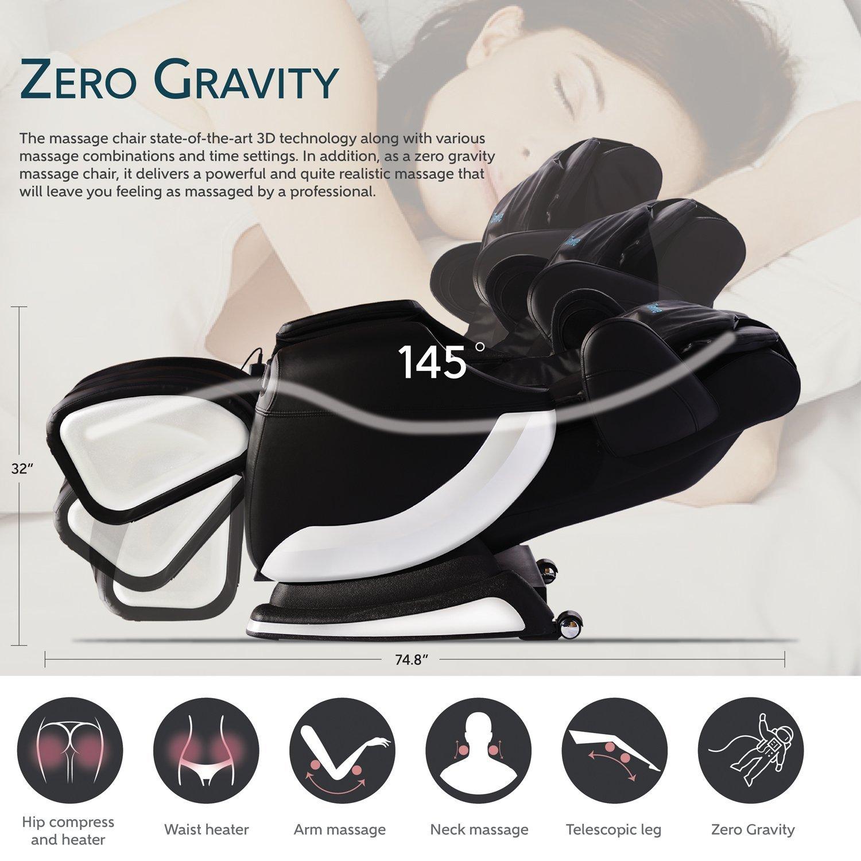 Zero Gravity Full Body Massage Chair zero gravity massage chair design