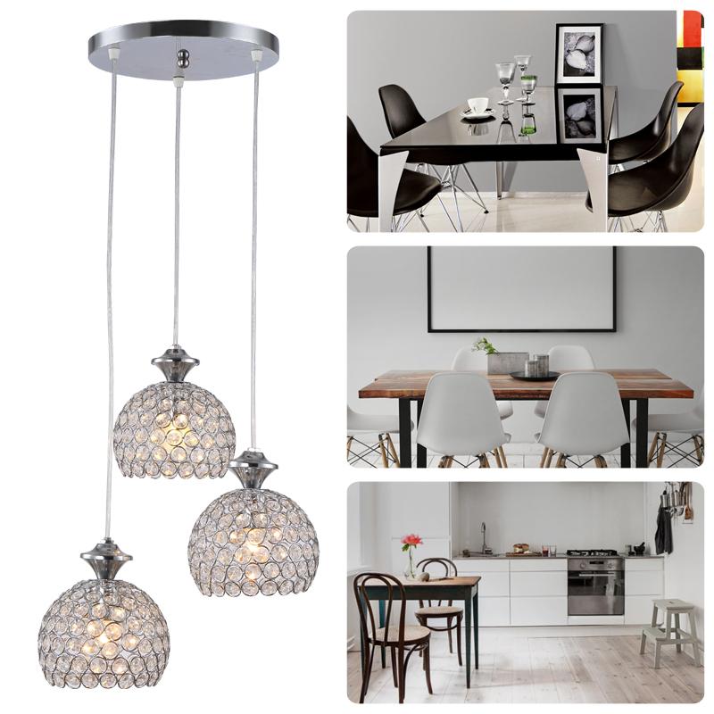 h henverstellbar h ngelampe pendelleuchte lampenschirm k che kronleuchter modern ebay. Black Bedroom Furniture Sets. Home Design Ideas