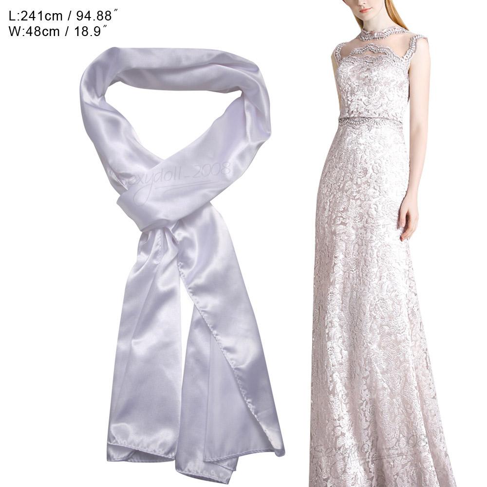 Scarf wrap wedding