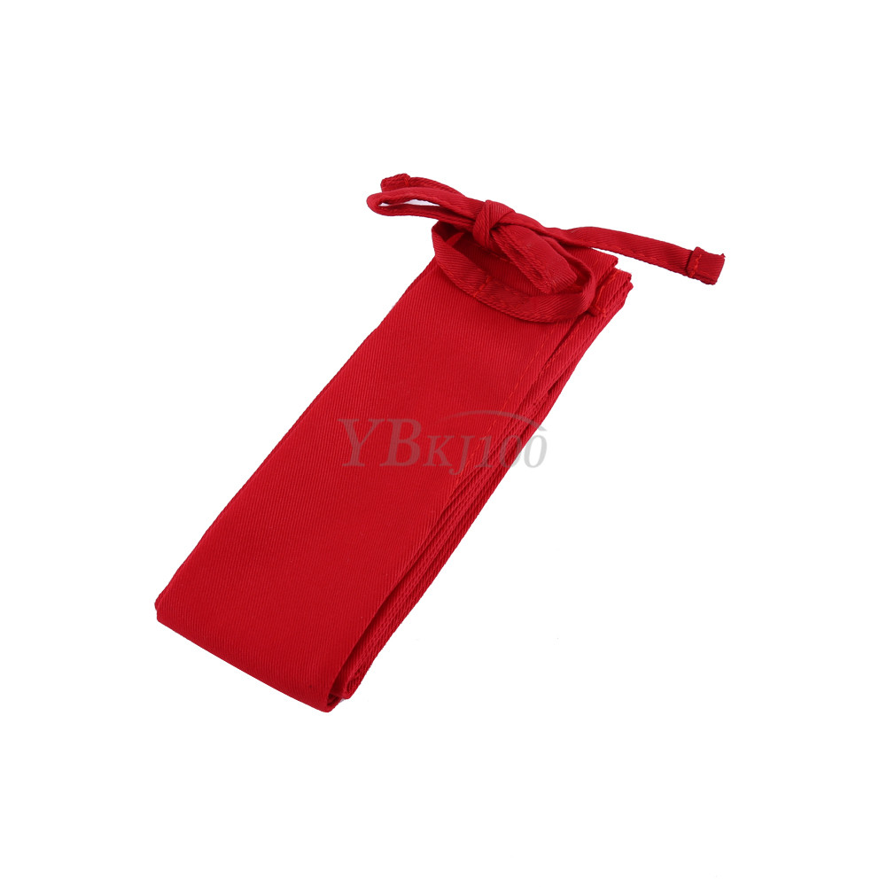 New cotton cloth fishing rod sleeve cover fish pole glove for Fishing pole sleeves