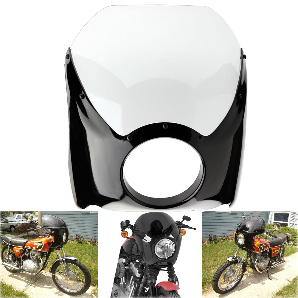 how to make a curved harley fairing windshield
