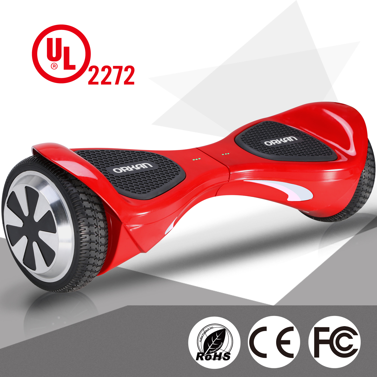 ul2272 approved 6 5 electric self balancing smart scooter. Black Bedroom Furniture Sets. Home Design Ideas