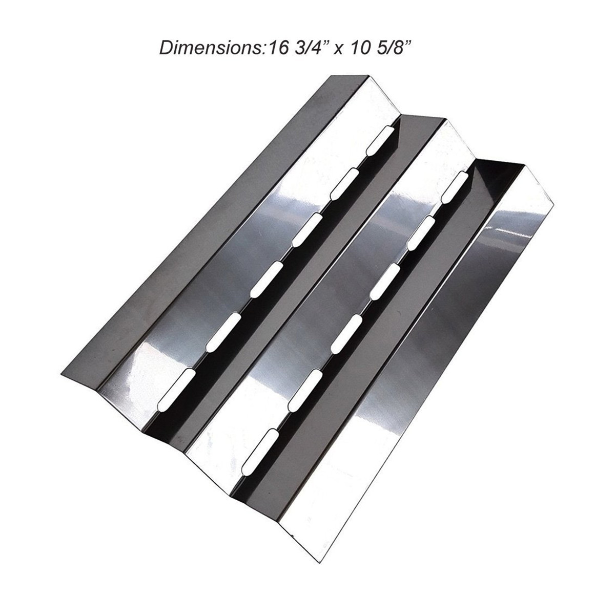 for uniflame backyard grill stainless steel heat plate