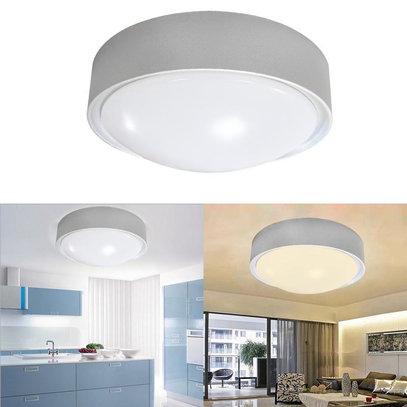 runde 12w led modern leuchte deckenleuchte deckenlampe. Black Bedroom Furniture Sets. Home Design Ideas