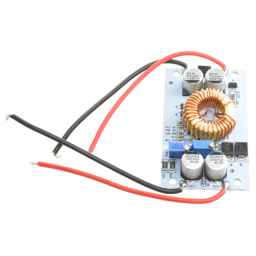 Dc Dc Converter Constant Current Power Supply 250w 10a