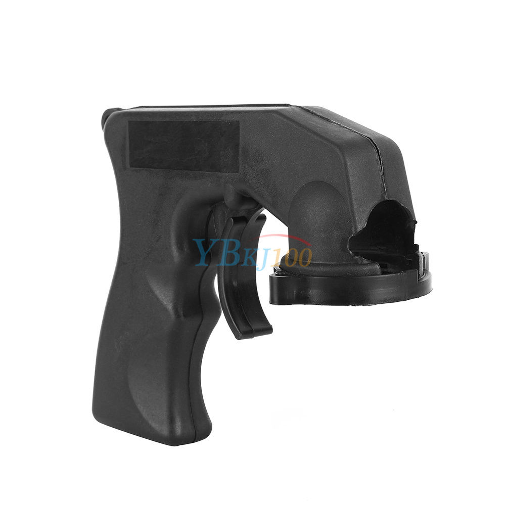 Spray Can Grip Gun Aerosol Spray Handle With Finger Grip