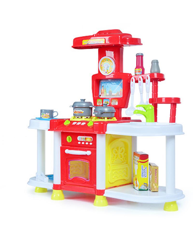 Children At Home Role Play Toy Chef Kitchen Utensils Kids Girls Cooking Set Gift Ebay