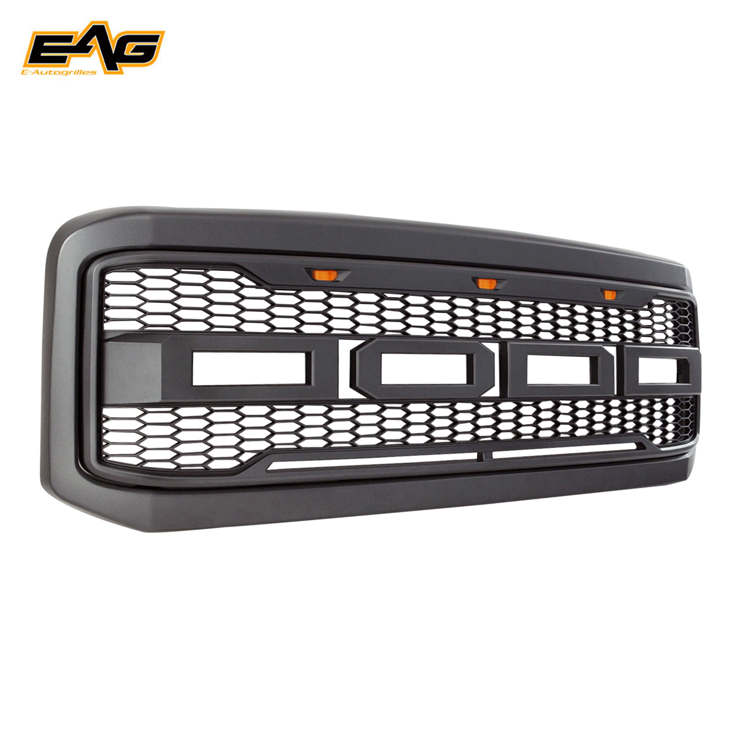 Eag Raptor Conversion Replacement Grille For 2005 2007