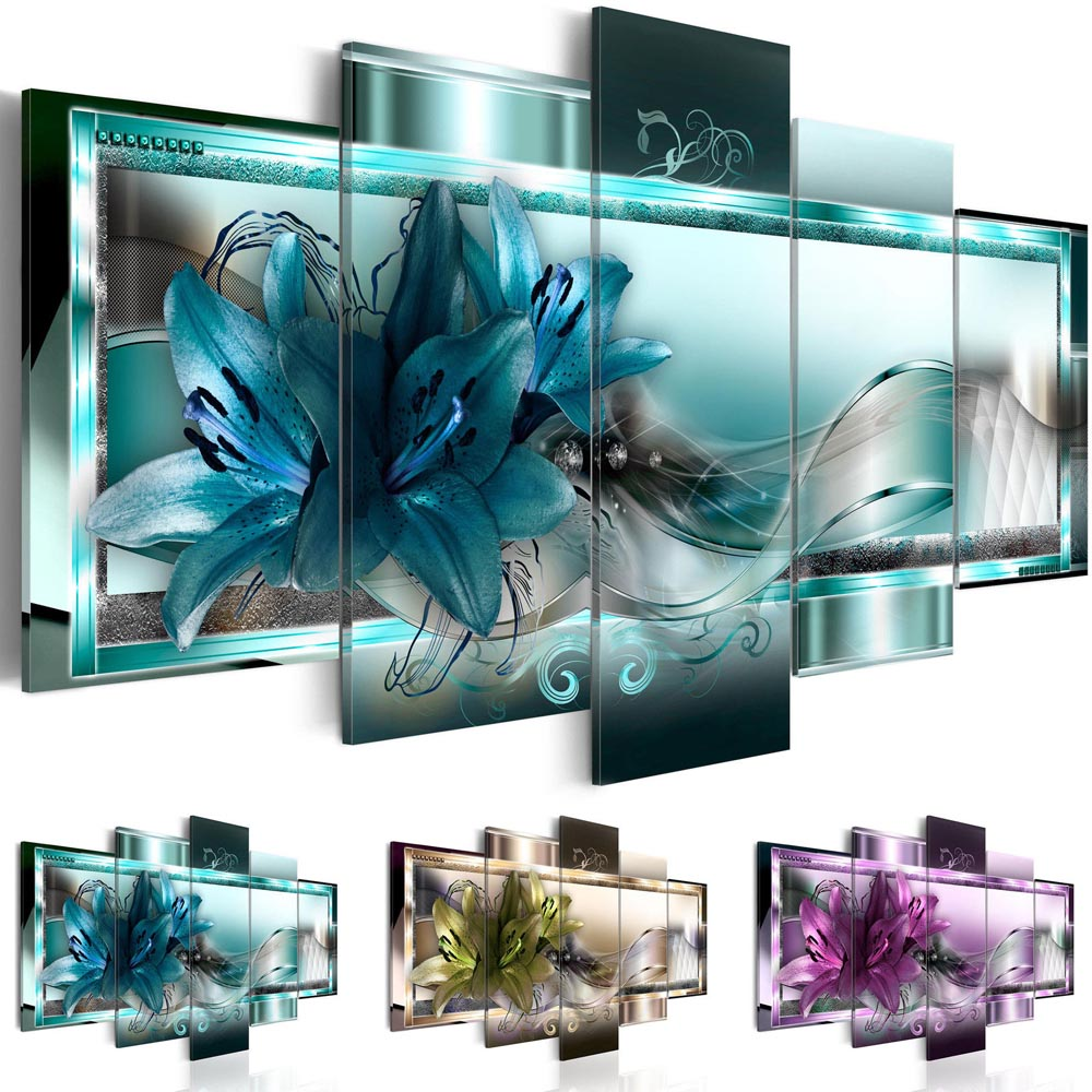 Canvas Print Modern Picture Framed Giclee Wall Art Home