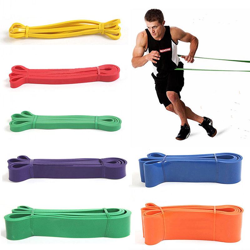 Heavy Duty Exercise Resistance Band Yoga Fitness Workout