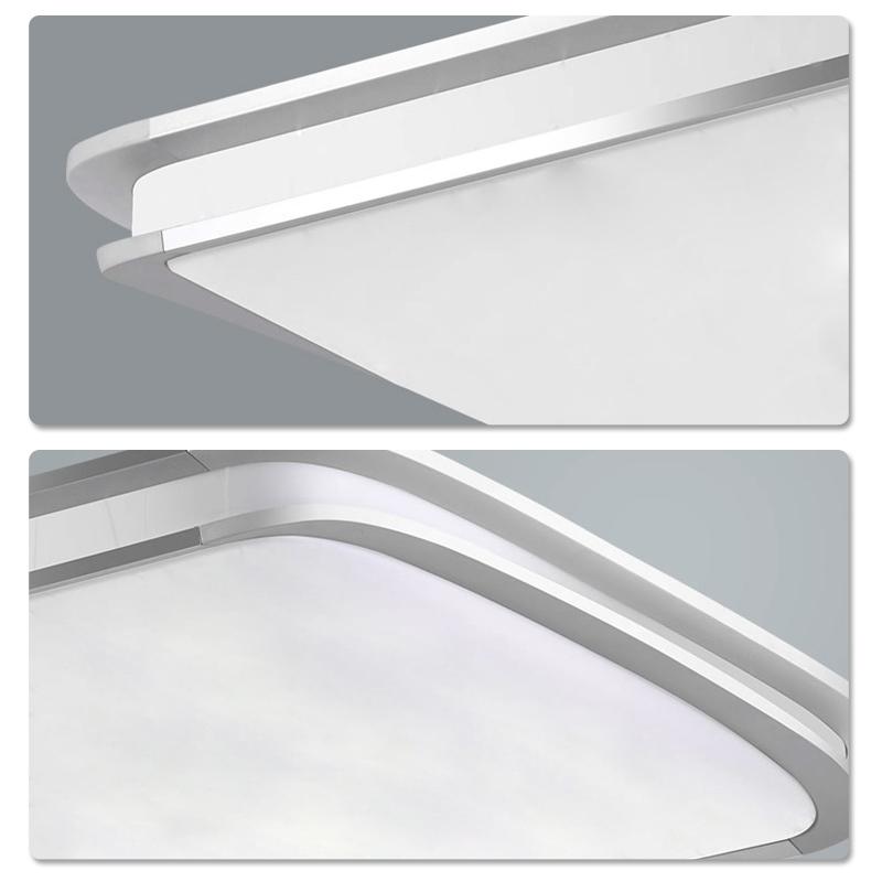 led dimmbar deckenlampe deckenleuchte designleuchte wohnzimmer k che lampe ebay. Black Bedroom Furniture Sets. Home Design Ideas