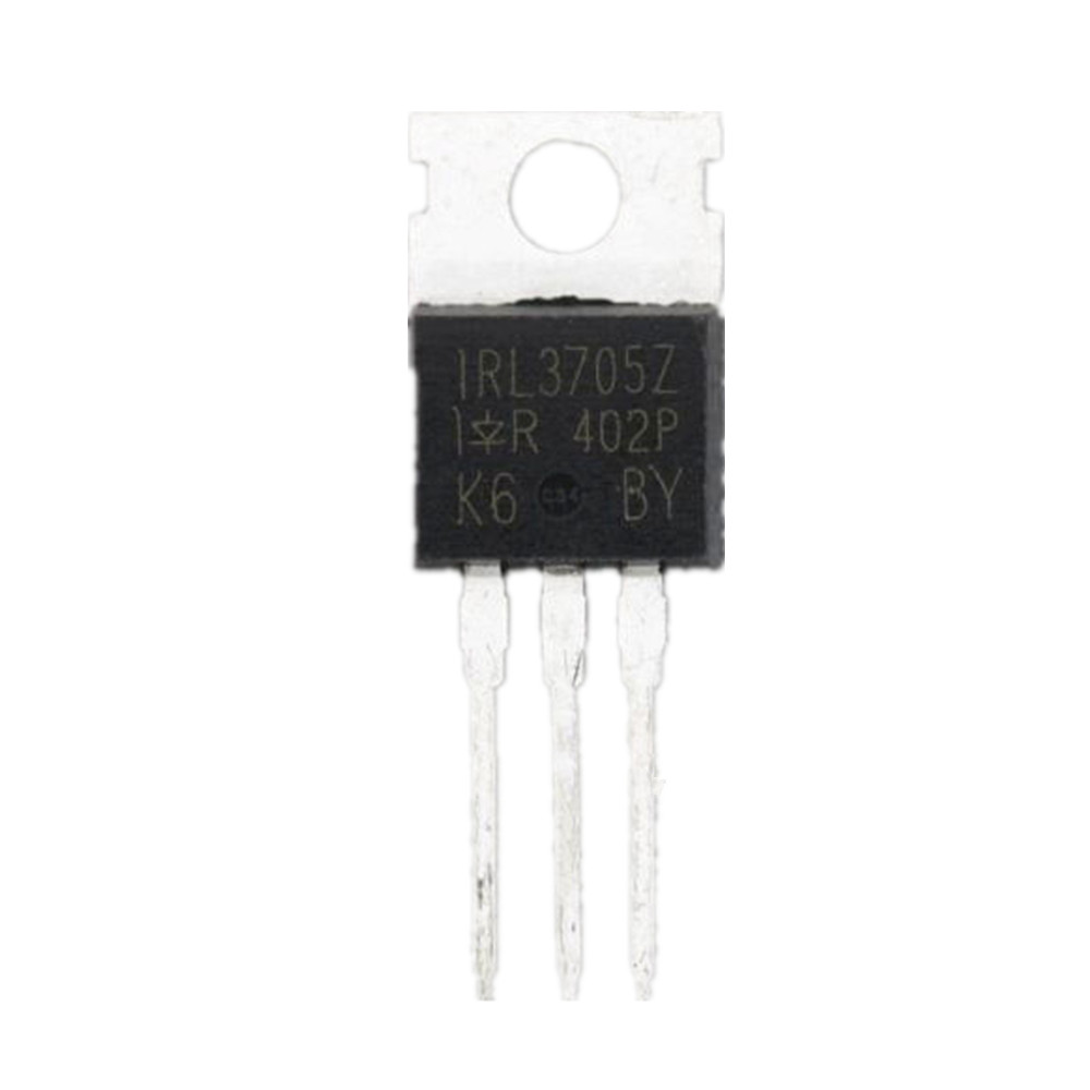 5PCS 3705 IRL3705 MOSFET N-CH 55V 75A TO-220AB NEW