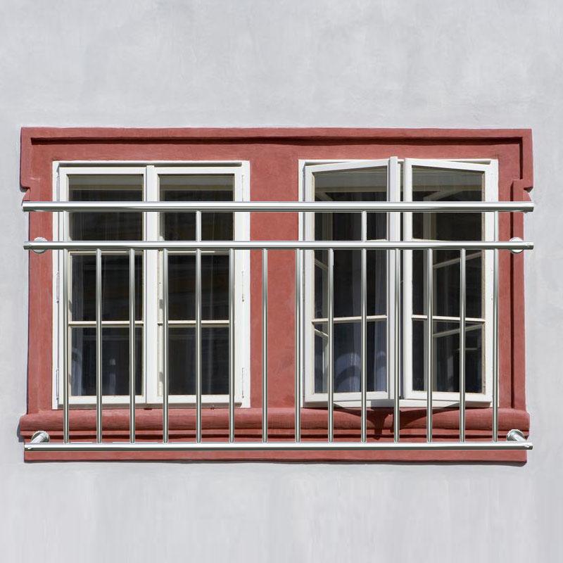 franzosischer balkon 184x90cm edelstahl balkongelander With französischer balkon mit garten und landschaftsbau bad homburg