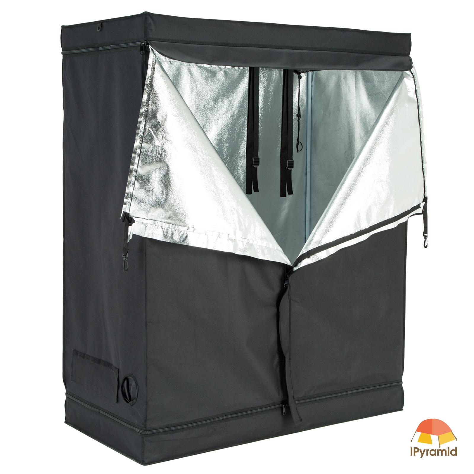 48 x24 x60 indoor grow tent room reflective 600d mylar for Indoor gardening reflective material
