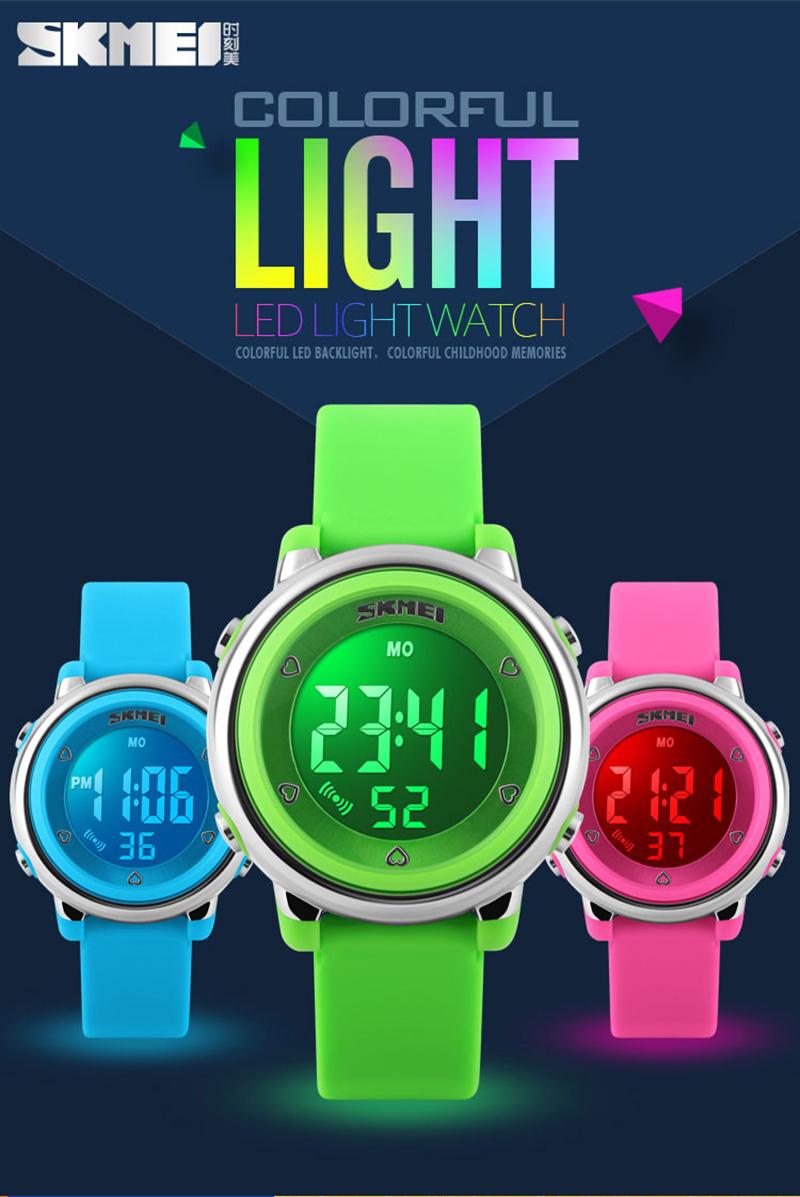 Sports 5ATM Waterproof Wristwatch Alarm LED Digital Watch : eBay