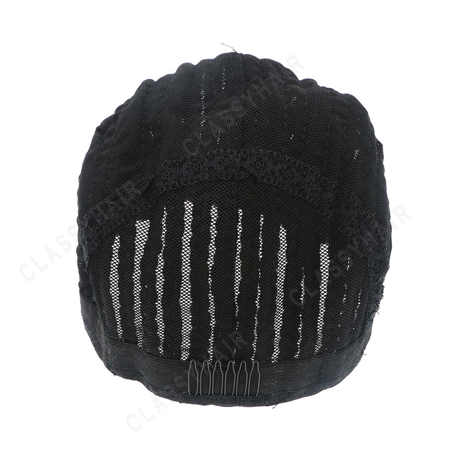 Synthetic Cornrow Cap for Making Wigs with Clips Large ...