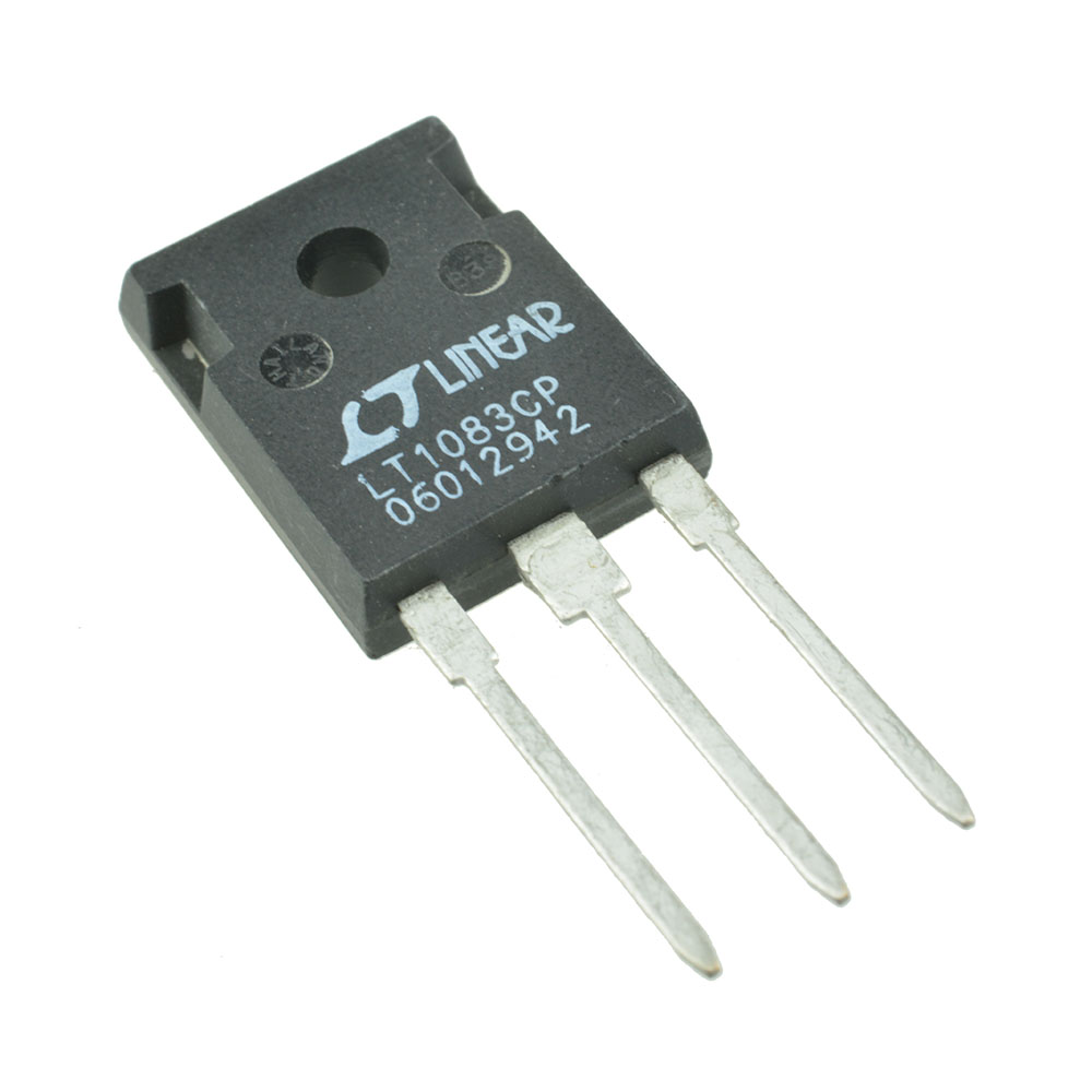 Lt1083cp Voltage Regulator Circuit Ic Switching 5v 3a Lm2576t50 5pcs Regulators To3p Lt1083cppbf