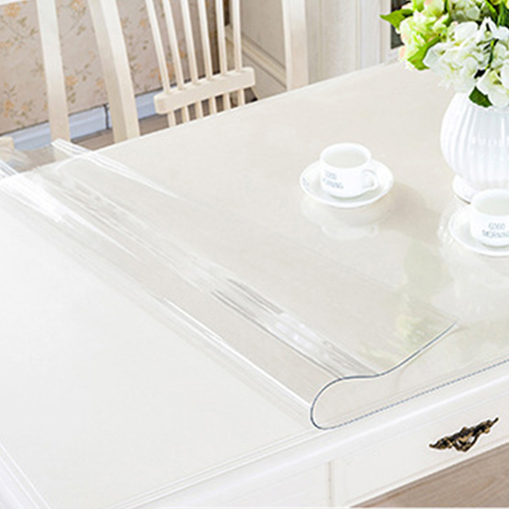 yazi PVC Clear Tablecloth Waterproof Table Protector  : 0a6bd48051ddd56c from www.ebay.com size 1000 x 1000 jpeg 358kB