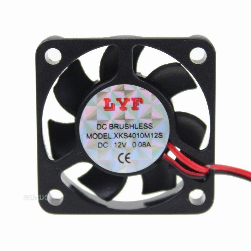 20pcs75mm 7530 75x75x30mm 5V 12V 24V 2pin//2wire Brushless DC Cooling Blower Fan