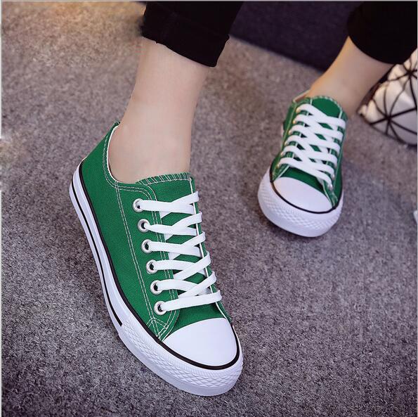 Ap Canvas Walking Shoes