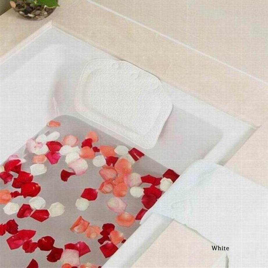chic fournitures de salle de bain baignoire oreillers de bain tanche ebay. Black Bedroom Furniture Sets. Home Design Ideas