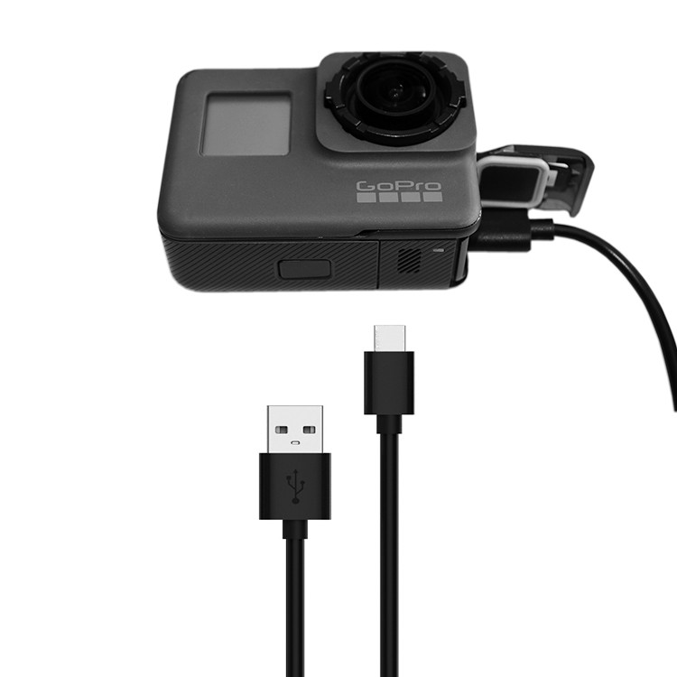 Camera Usb Cable Types : Usb type c charging cable data sync cord power for gopro