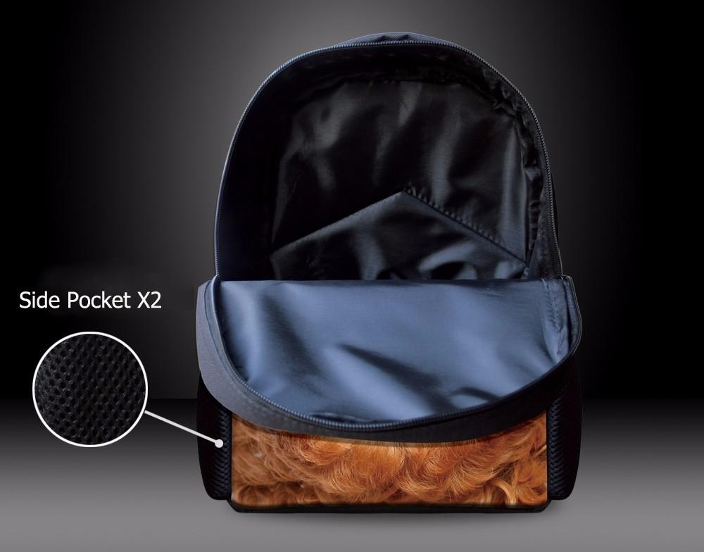 26e1ed6df4db Baby Toddler Kids Backpack Boys Girls Mini Skull School Bag Lunch Shoulder  Bag